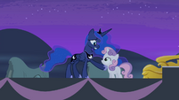 Luna -and with this, I have struggled- S4E19