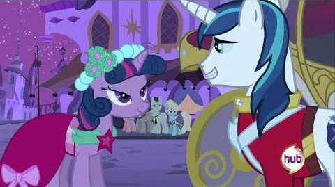 My Little Pony FiM - Love Is In Bloom 1080p