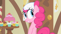 Pinkie Pie on my own S2E13