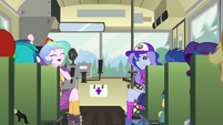 Principal Celestia excited about camp EG4