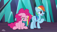 RD thinking about Spike and Starlight S9E2