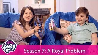 Sing-Along & 'A Royal Problem' PonyChat MLP Friendship is Magic Aftershow