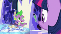 Spike -just two small problems- S8E2
