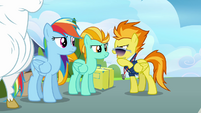 Spitfire 'Well then, now's your chance' S3E07