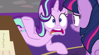 "Starlight Glimmer ""permanently?!"" S9E1"