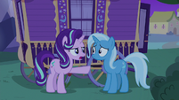 Starlight Glimmer --get to the Crystal Empire-- S6E25
