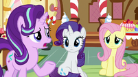 Starlight Glimmer -some kind of spell- S8E2