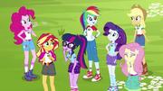 The Equestria Girls gathered EG4