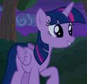 Thorax as Twilight Sparkle ID S6E25