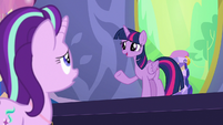"Twilight ""your future's in your own hooves"" S7E1"
