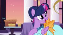 Twilight Sparkle -it's alright, everypony- S5E7