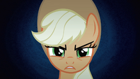 Applejack's face S4E07