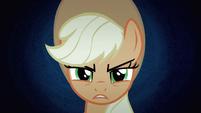 Applejack's face S4E07