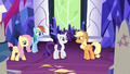 """Applejack """"everypony has taken somethin' out except you"""" S5E3.png"""