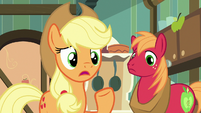 Applejack -but if we can't ask Granny- S7E13
