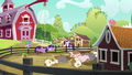 Applejack and Rarity return to the farm S6E10.png
