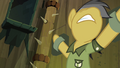 Daring Do struggling over pool S4E04.png
