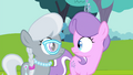Diamond Tiara and Silver Spoon looking at each other S4E15.png