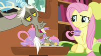 "Discord ""you really do make the best finger foods"" S7E12"