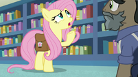 "Fluttershy ""destroy a lot of ancient sites"" S9E21"