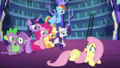 """Fluttershy """"just practicing"""" S5E21.png"""