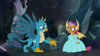 "Gallus ""what happened to you?"" S8E22"