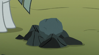 Ordinary-looking rock on the farm S8E3