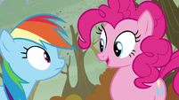 "Pinkie ""I was just saying how cute"" S5E5"