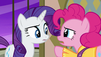 Pinkie --you would make the restaurant better-- S6E12