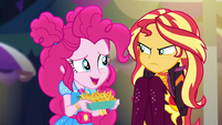 "Pinkie Pie ""probably not the best time"" EGSBP"