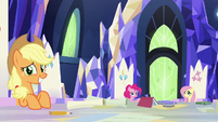 "Pinkie Pie ""yeah, it was fast-ish"" S9E4"