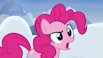 Pinkie Pie incredulous -all the time-- S7E11