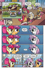 Ponyville Mysteries issue 2 page 3