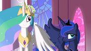 Princess Celestia and Luna