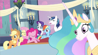 Princess Celestia are you serious S2E25