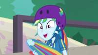 "Rainbow Dash ""this skateboard trick"" EGDS32"