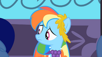 Rainbow Dash --This isn't hanging out-- S01E26