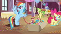 Rainbow Dash being cute S2E14.png