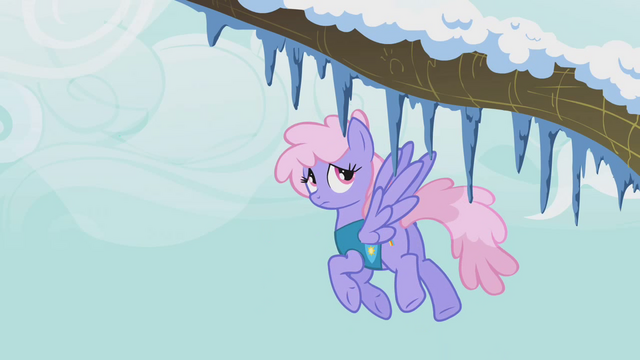 File:Rainbowshine looks at the icicles on the trees S1E11.png