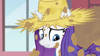 "Rarity ""you were right"" S4E13"