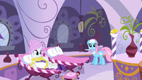 Rarity & Lotus ok then S2E23