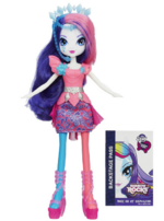 Rarity Equestria Girls Rainbow Rocks neon doll
