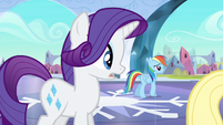 Rarity you can't S3E1