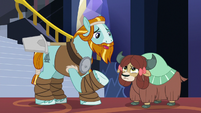 "Rockhoof ""it's sweet of you to try"" S8E21"