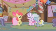 S01E12 Apple Bloom, Diamond Tiara, Silver Spoon