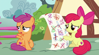 Scootaloo --if finding her purpose seems impossible-- S6E19