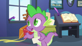 """Spike """"well, if you were, it'd be"""" S6E21.png"""