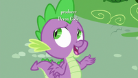 Spike -but not for your head- S8E24