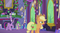 Spike -now can we open presents-- S5E20