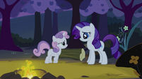 Sweetie Belle 'Made me realize' S2E05